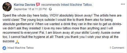 Inked Machine™ Tattoo
