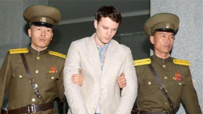 หนุ่มอเมริกันที่เกาหลีเหนือปล่อยตัวกลับบ้านเสียชีวิตแล้ว
