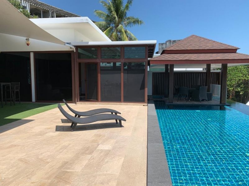 Luxury Seaview Villa, Ah Po